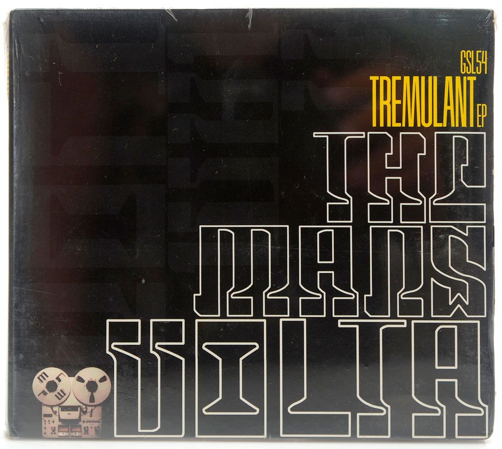 CD The Mars Volta - Tremulant EP - Importado - Lacrado