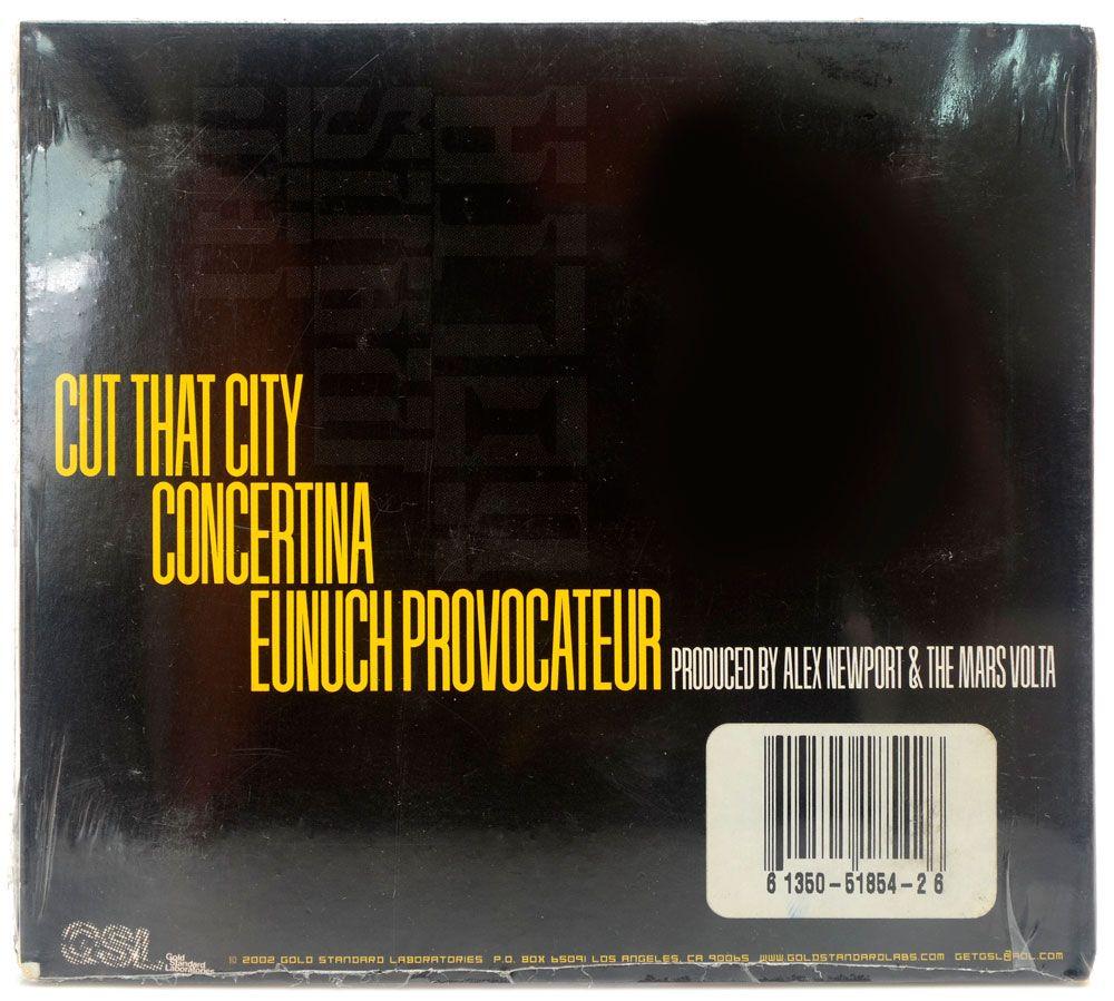 CD The Mars Volta - Tremulant EP - Importado - Lacrado
