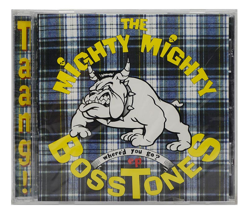 CD The Mighty Mighty Bosstones - Where´d You Go? - Importado - Lacrado