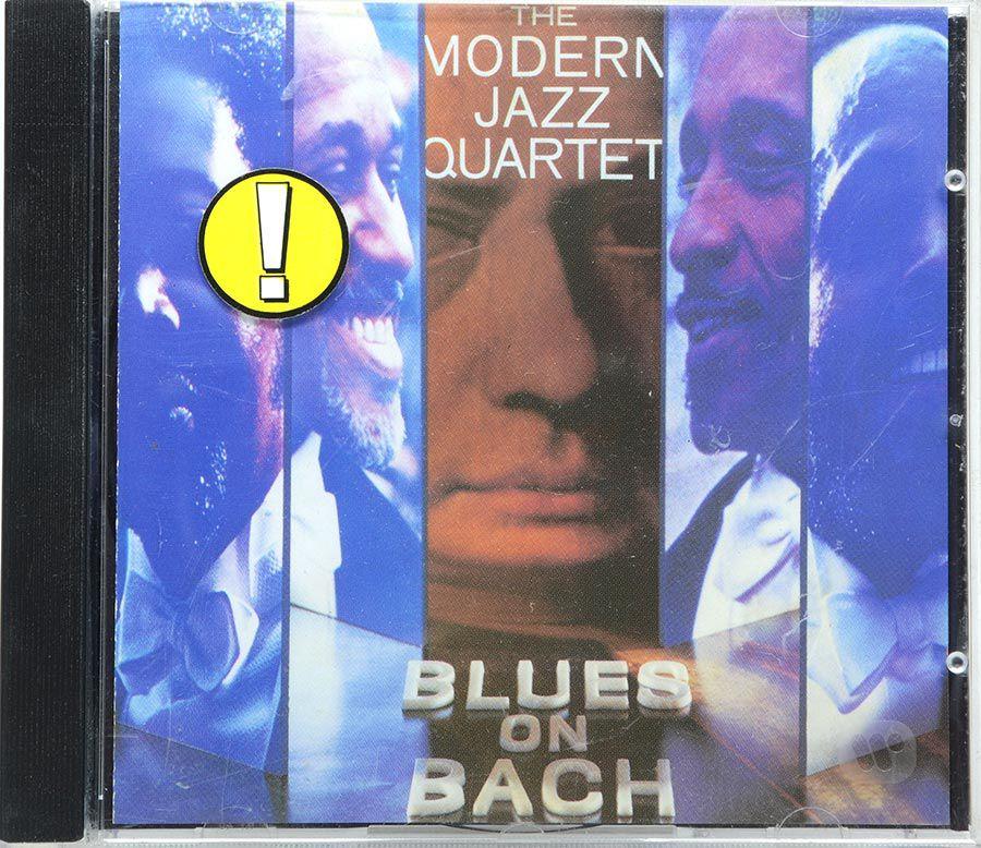 CD The Modern Jazz Quartet - Blues On Bach - Importado