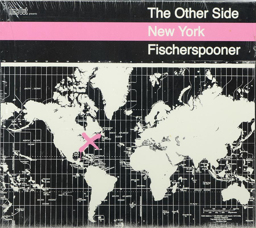 CD The Other Side New York - Fischerspooner - Lacrado - Importado