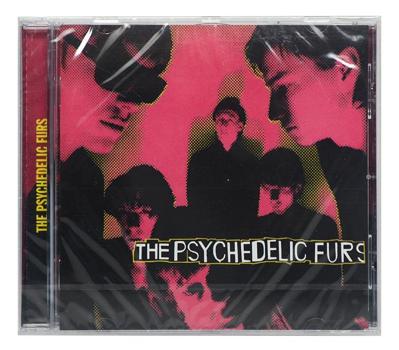 CD The Psychedelic Furs - The Psychedelic Furs - Importado - Lacrado
