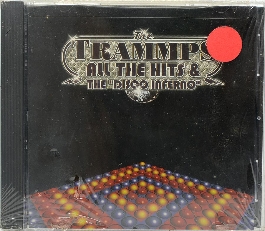 Cd The Tramps - All The Hits & The Disco Inferno - Lacrado - Importado
