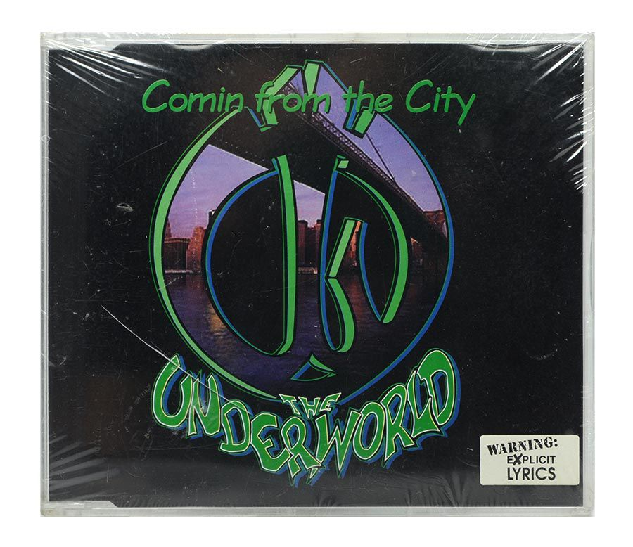 Cd The Underworld - Comin From The City - Importado USA - Lacrado