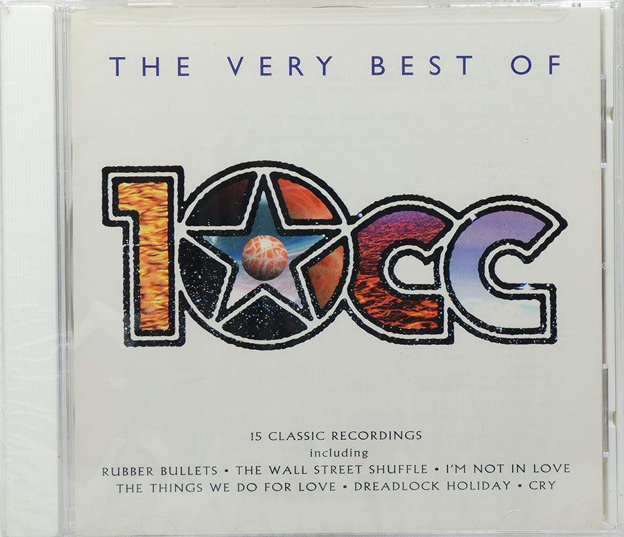 Cd The Very Best Of 10CC - Lacrado - Importado