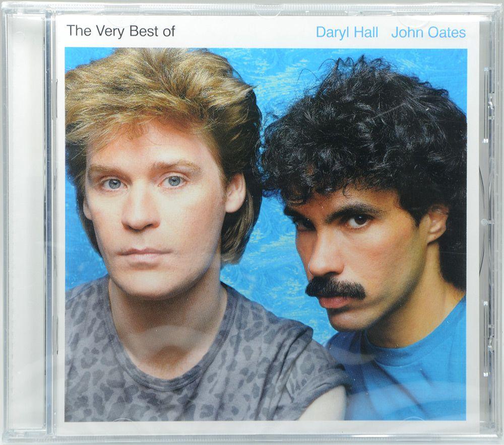 CD The Very Best Of Daryl Hall & John Oates - Lacrado - Importado