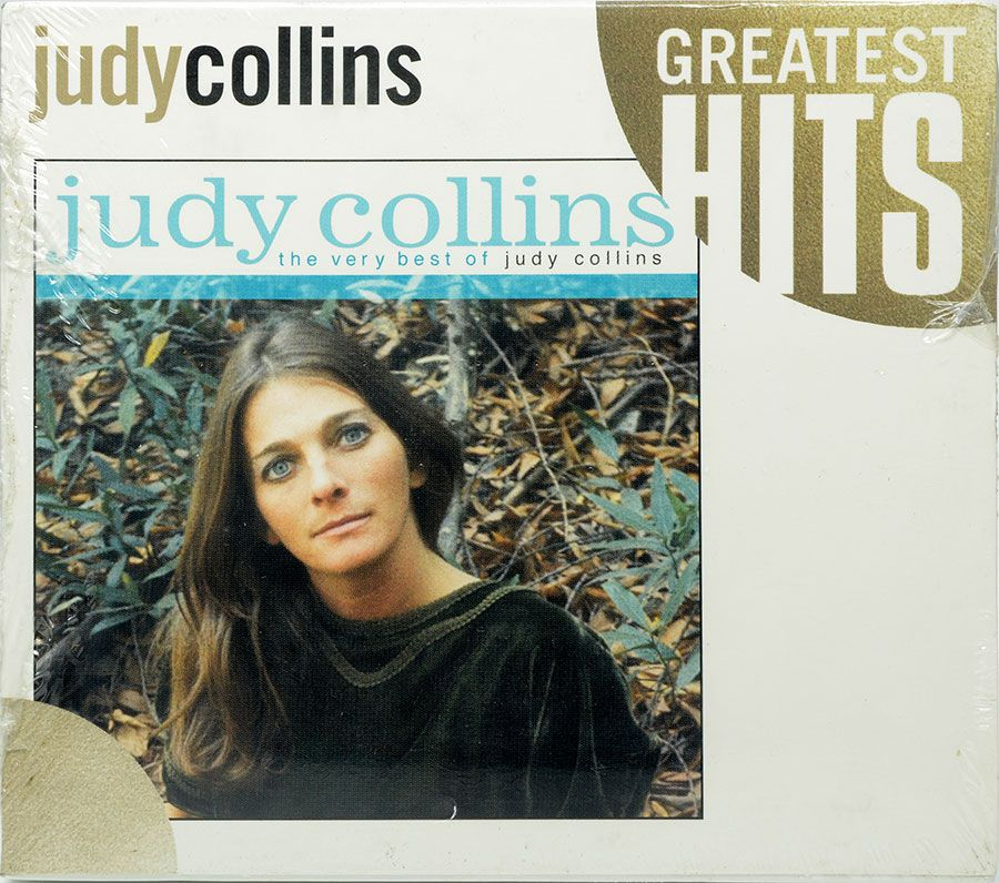 CD The Very Of Judy Collins - Greatest Hits - Lacrado - Importado