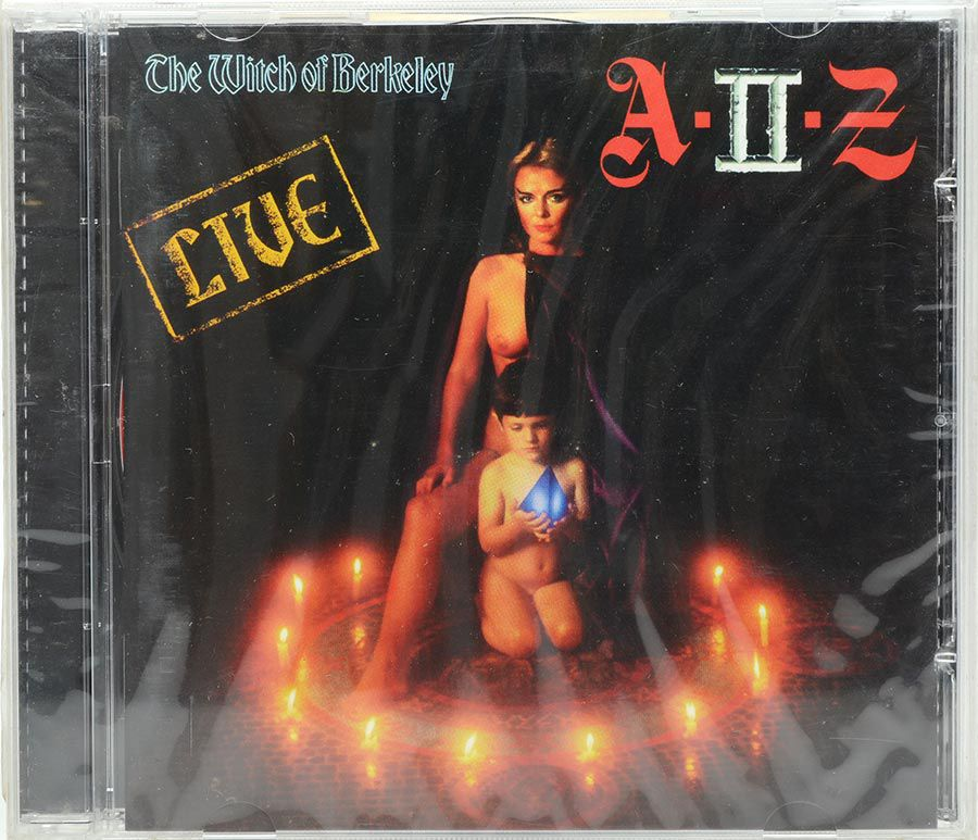 Cd The Witch Of Berkeley - A II Z  - Lacrado - Importado
