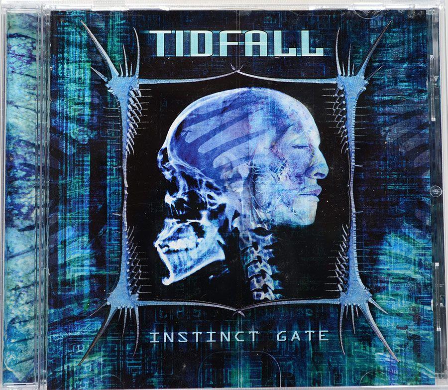 CD Tidfall - Instinct Gate - Importado Alemanha