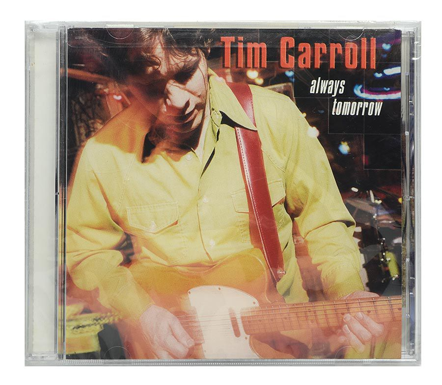 Cd Tim Carroll - Always Tomorrow - Importado - Lacrado