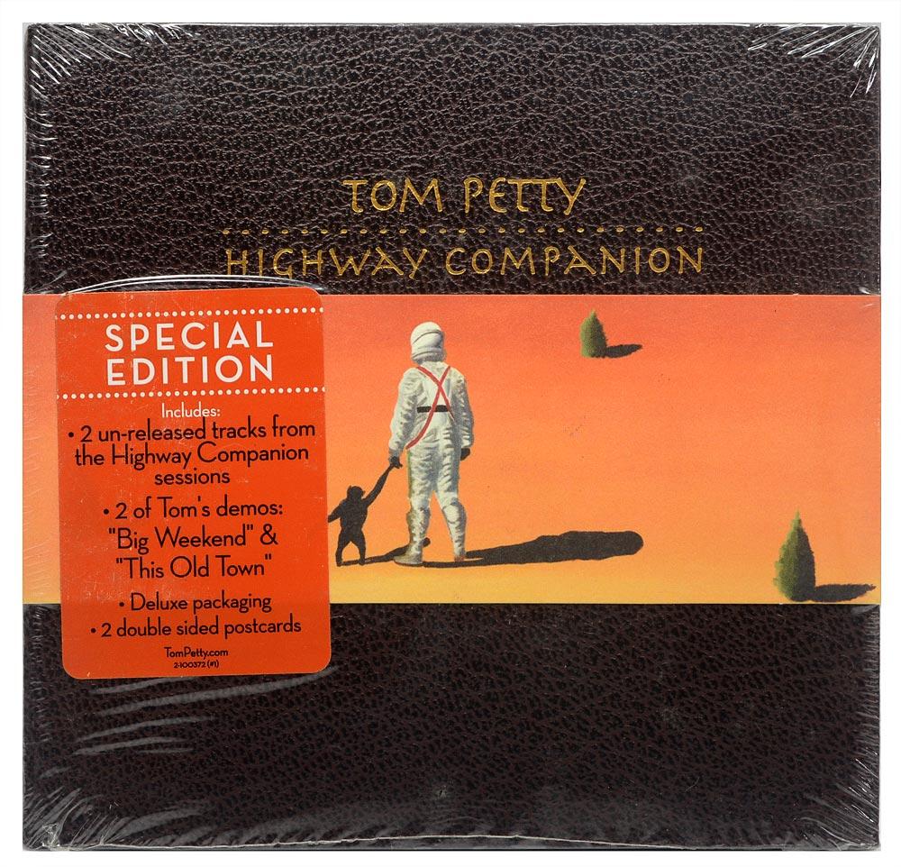 CD Tom Petty - Highway Companion - Importado - Lacrado - Special Edition