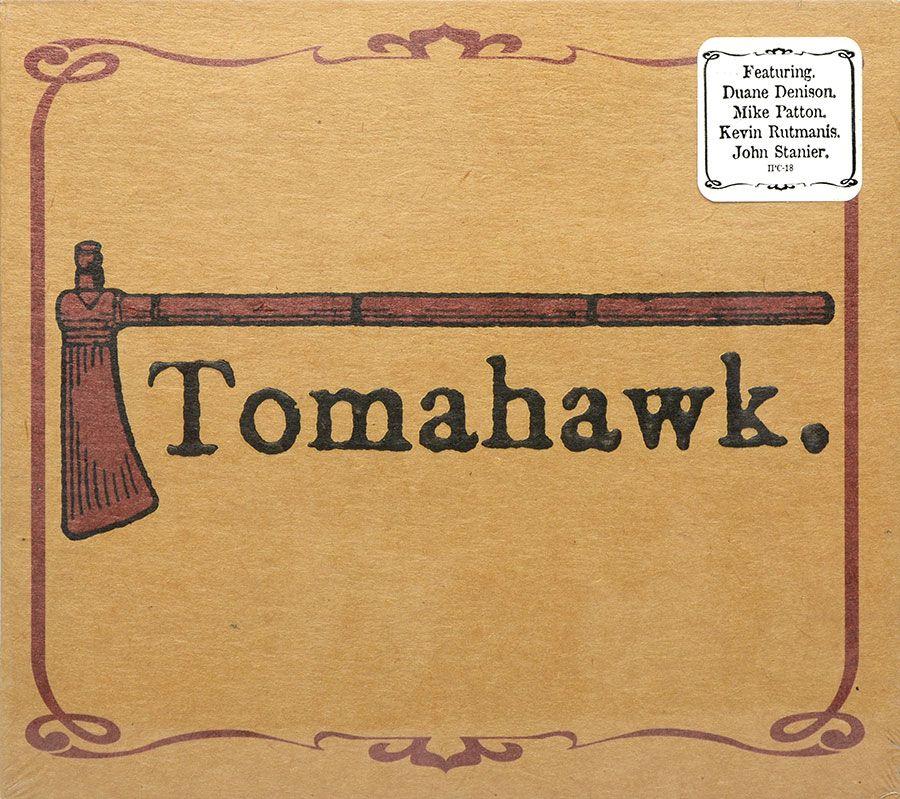 CD Tomahawk - Tomahawk - Lacrado - Importado