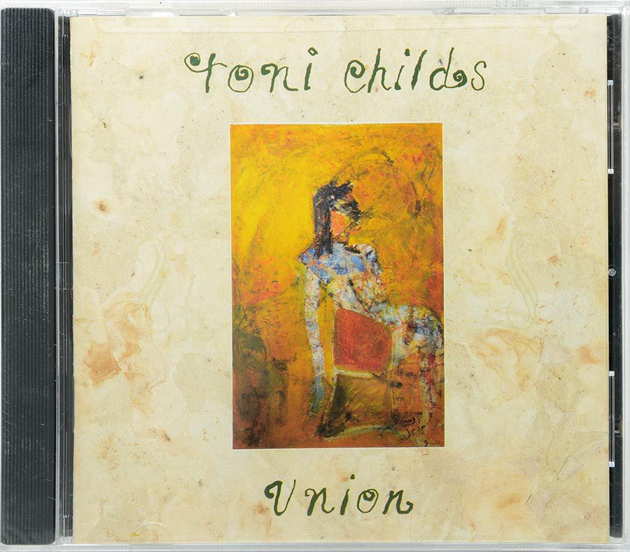 CD Toni Childs - Union - Lacrado - Importado