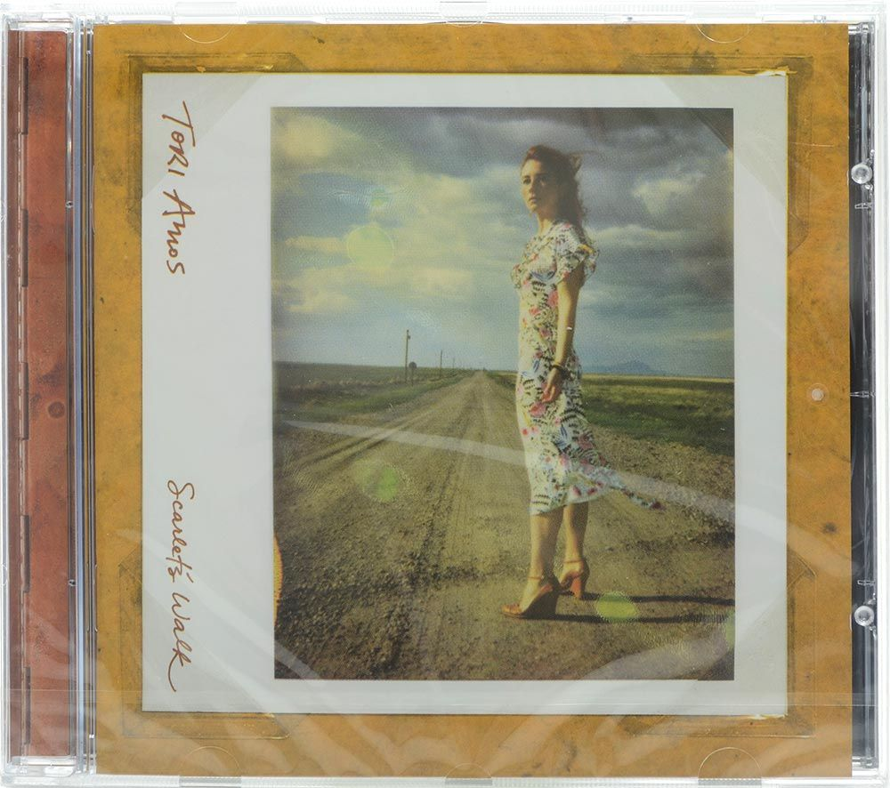 CD Tori Amos - Scarlets Walk - Importado - Lacrado
