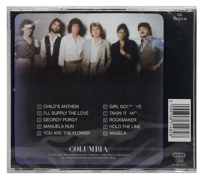 CD Toto - Toto - Importado - Lacrado