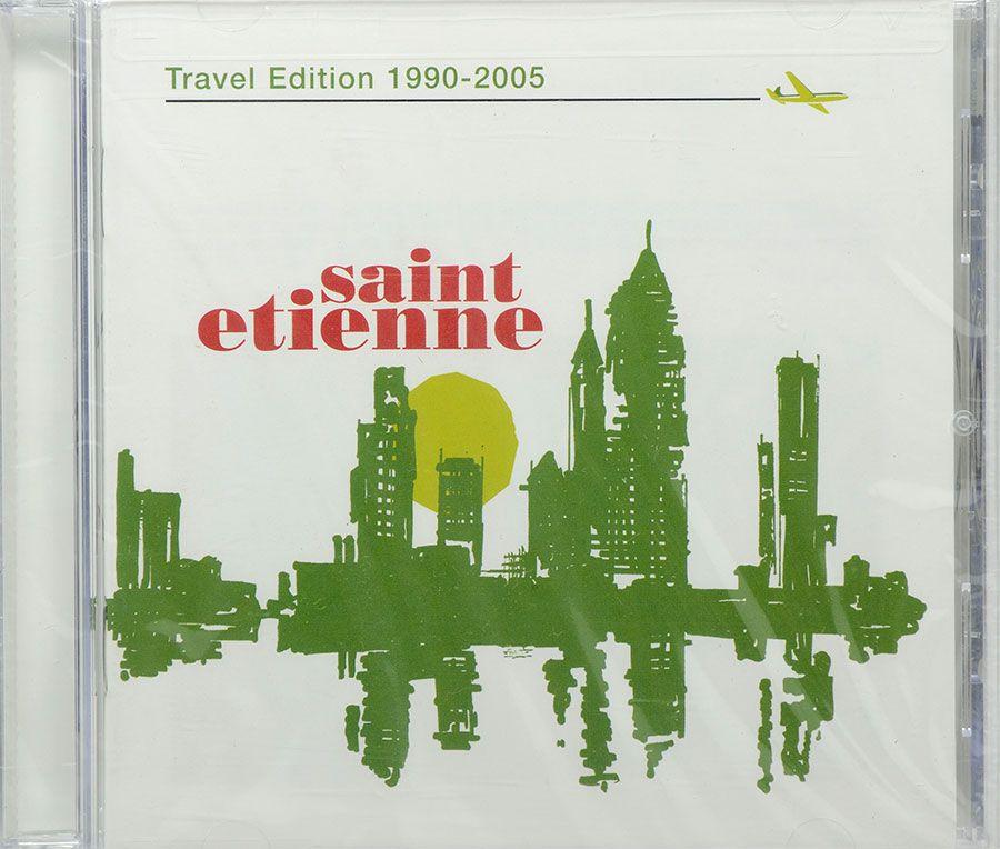Cd Travel Edition 1990-2005 - Saint Etienne - Lacrado - Importado