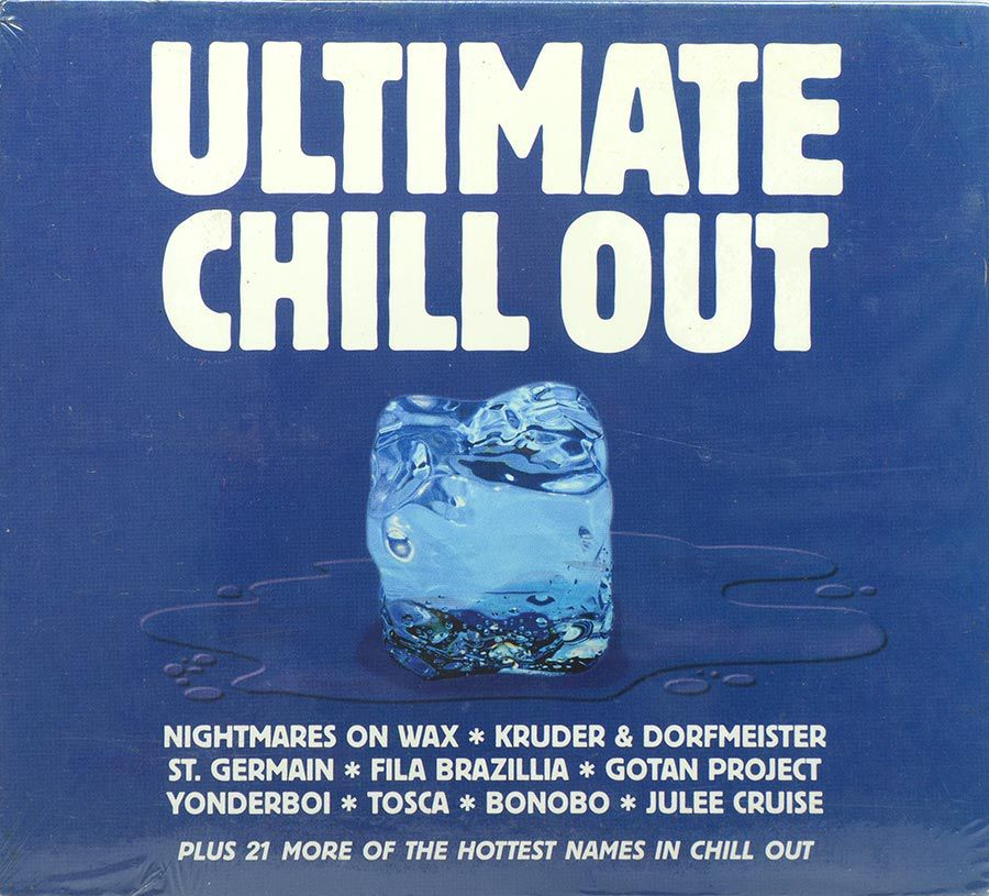 Cd Ultimate Chill Out - Ultimate ChillOut - Lacrado - Importado