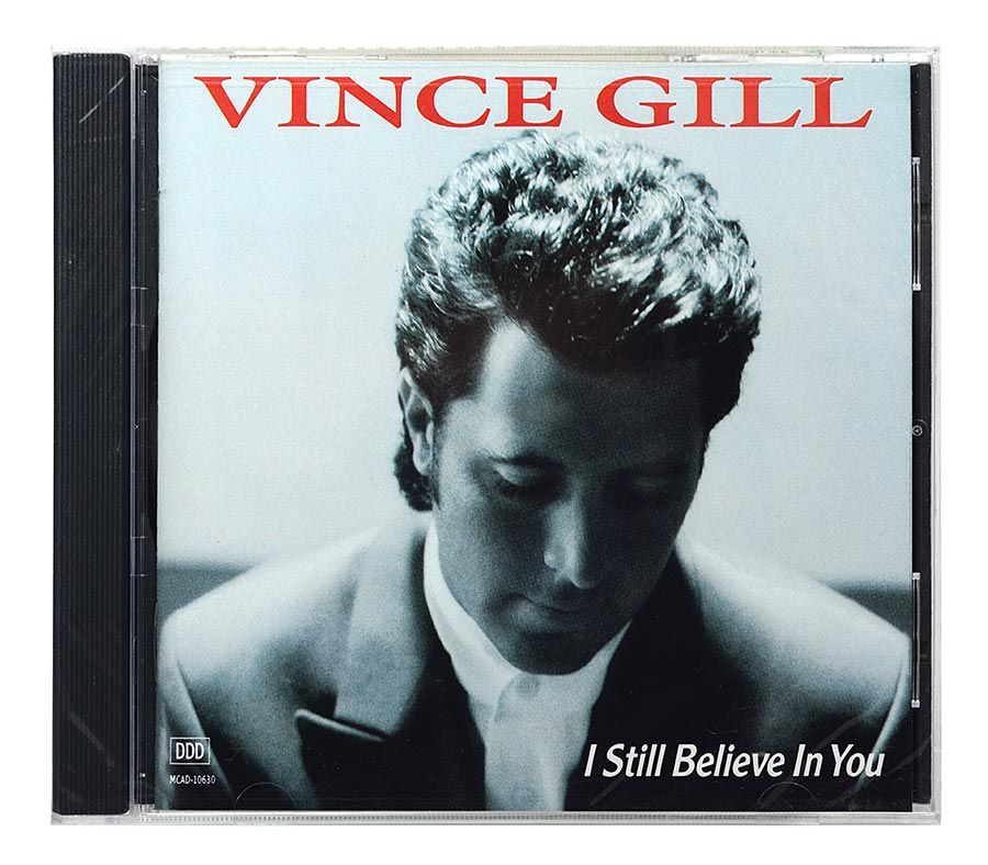 CD Vince Gill - I Still Believe In You - Importado - Lacrado