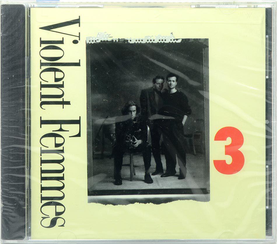 CD Violent Femmes - Violent Femmes 3 - Lacrado - Importado