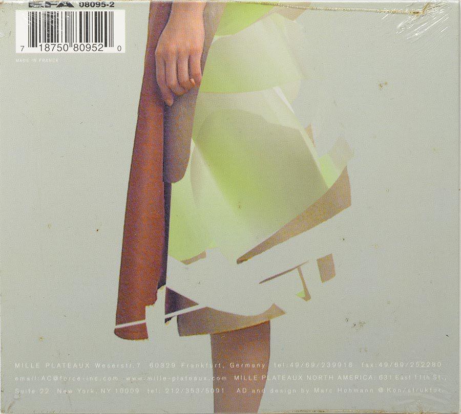CD Vladislav Delay - Anima - Lacrado - Importado