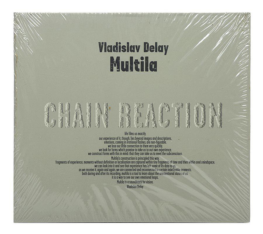 CD Vladislav Delay - Multila - Digipack Importado - Lacrado