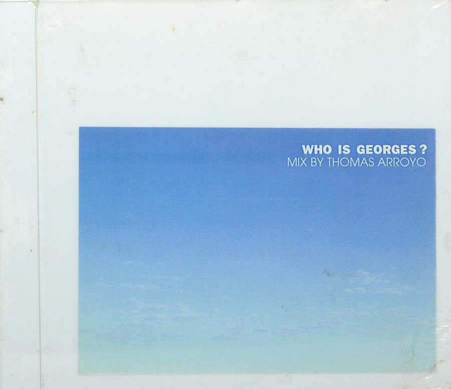 CD Who Is Georges? Mix By Thomas Arroyo - Lacrado - Importado