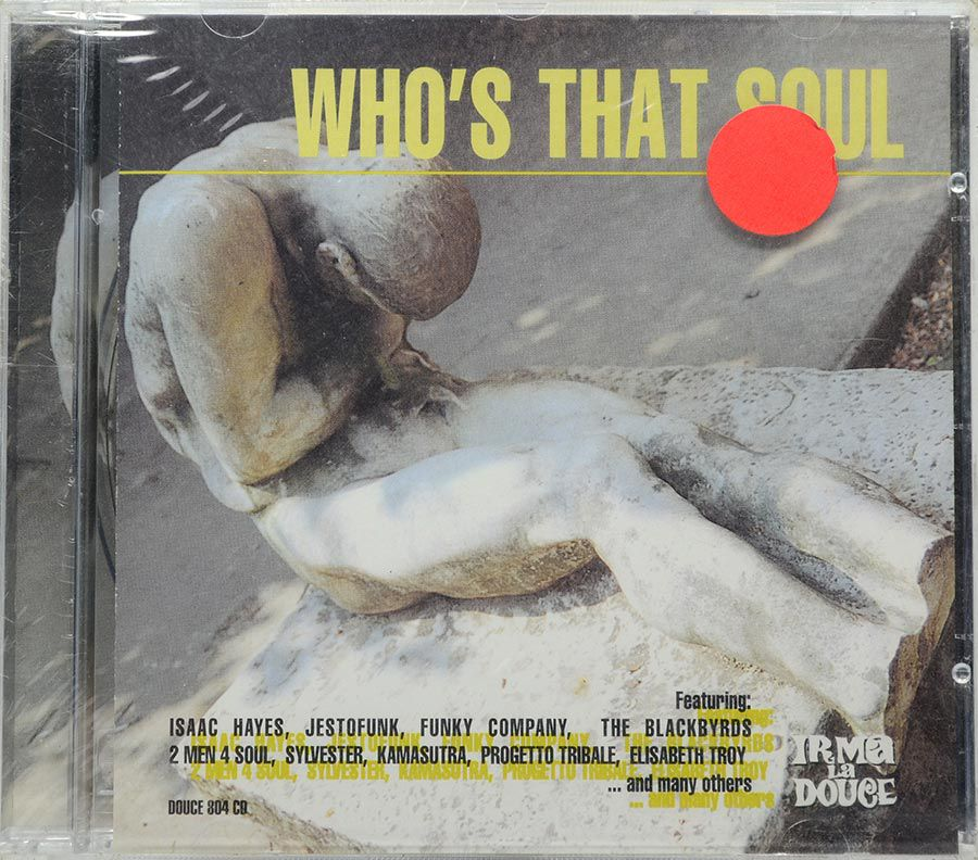 CD Who's That Soul - Vários Artistas - Lacrado - Importado