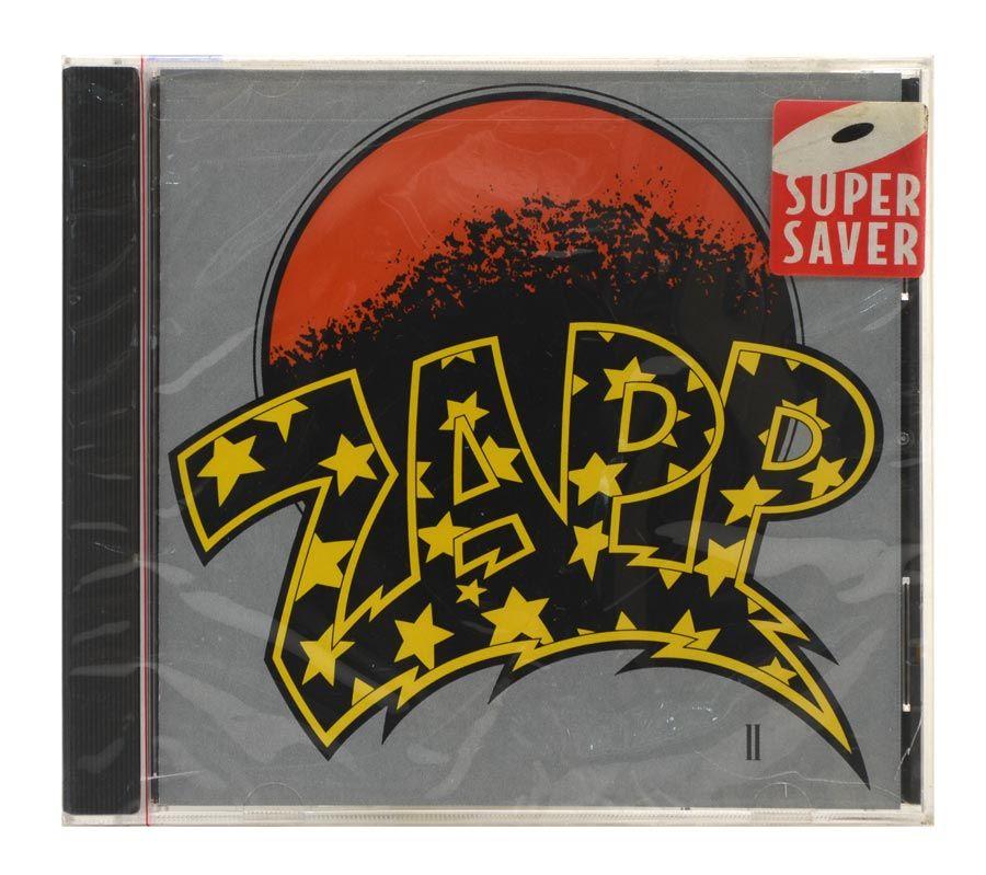 Cd Zapp - Zapp II - Importado - Lacrado