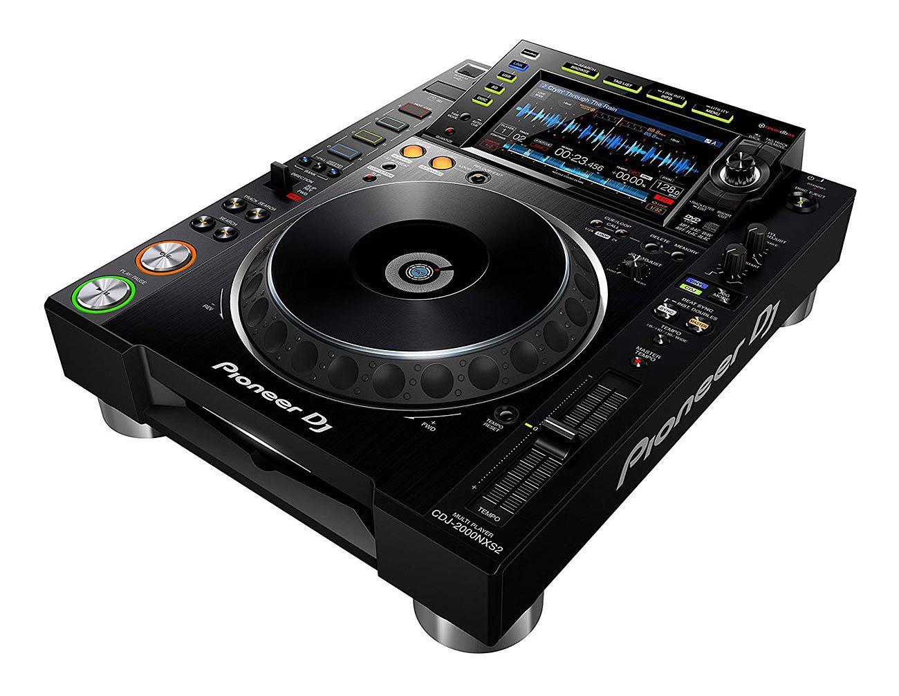CDJ Pioneer CDJ-2000 NXS2
