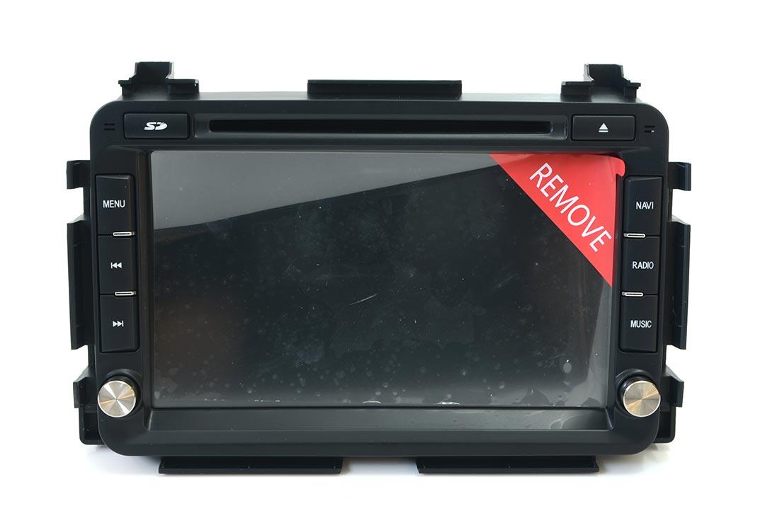 Central Multimídia M1 Honda HRV 2014 15/16/17/18 - 8 polegadas