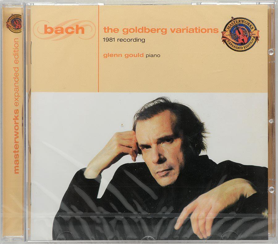 Coleção Cds Glenn Gould - 12 Cds do músico Glenn Gould