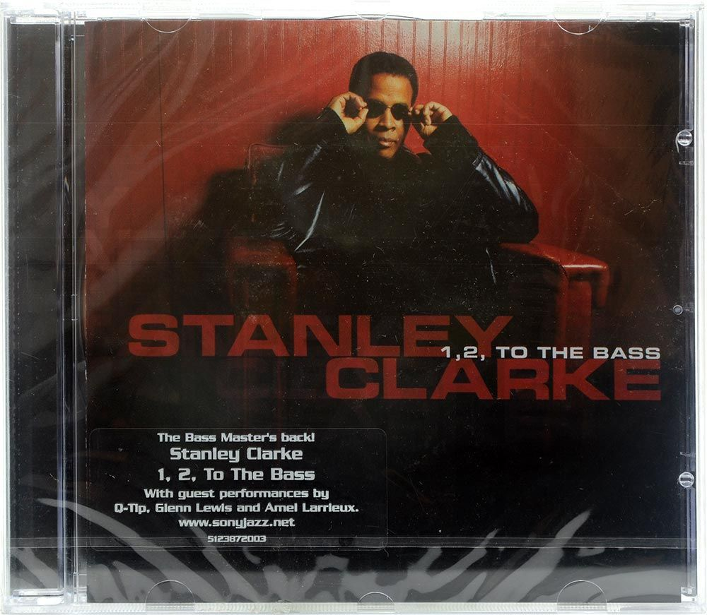 Coleção Cds Stanley Clark - 4 Cds do Artista Stanley Clark