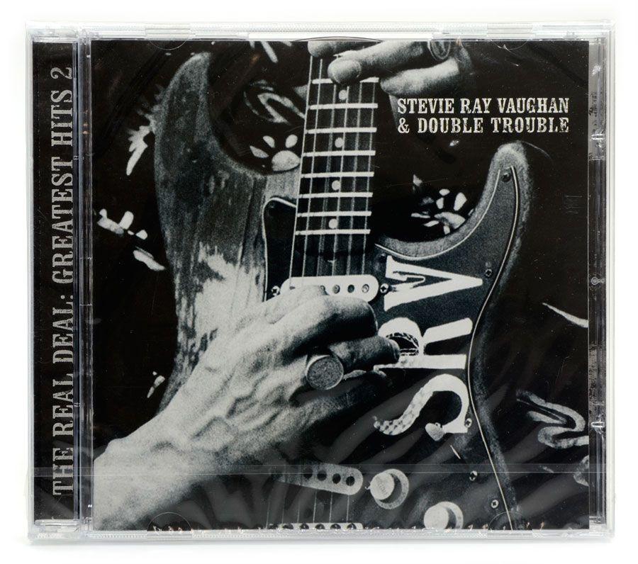 Coleção Cds Stevie Ray Vaughan - 6 Cds do Artista Stevie Ray Vaughan