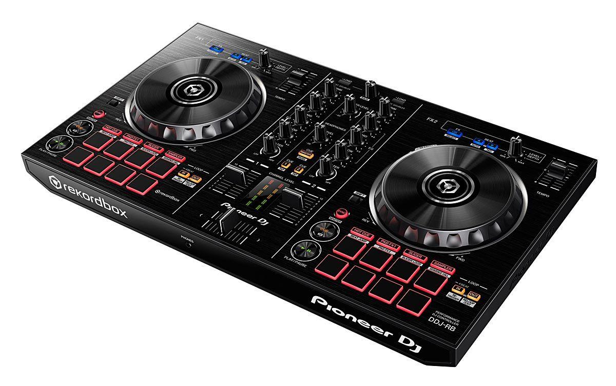 Controladora Pioneer DDJ-RB Rekordbox DJ - Na Caixa - NF