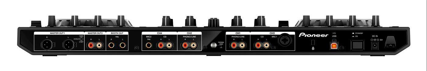 Controladora Pioneer DDJ-SX2 p/ Serato DJ - 4 Canais - OUTBOX