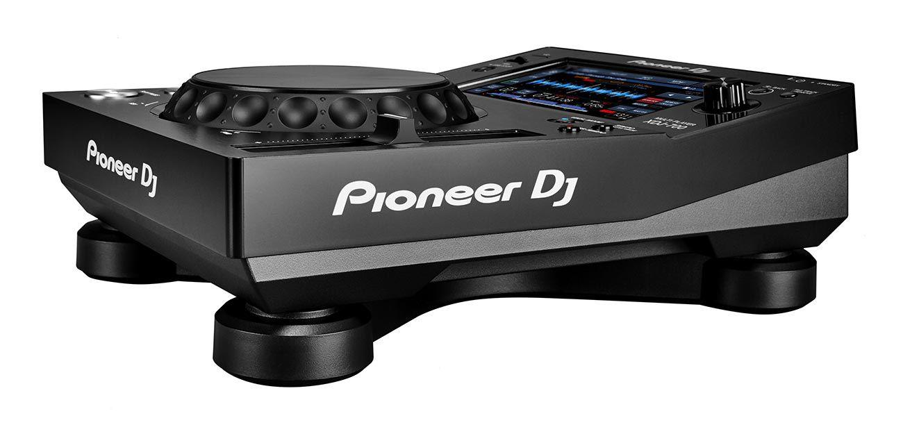 Controladora Pioneer XDJ-700 compatível com rekordbox