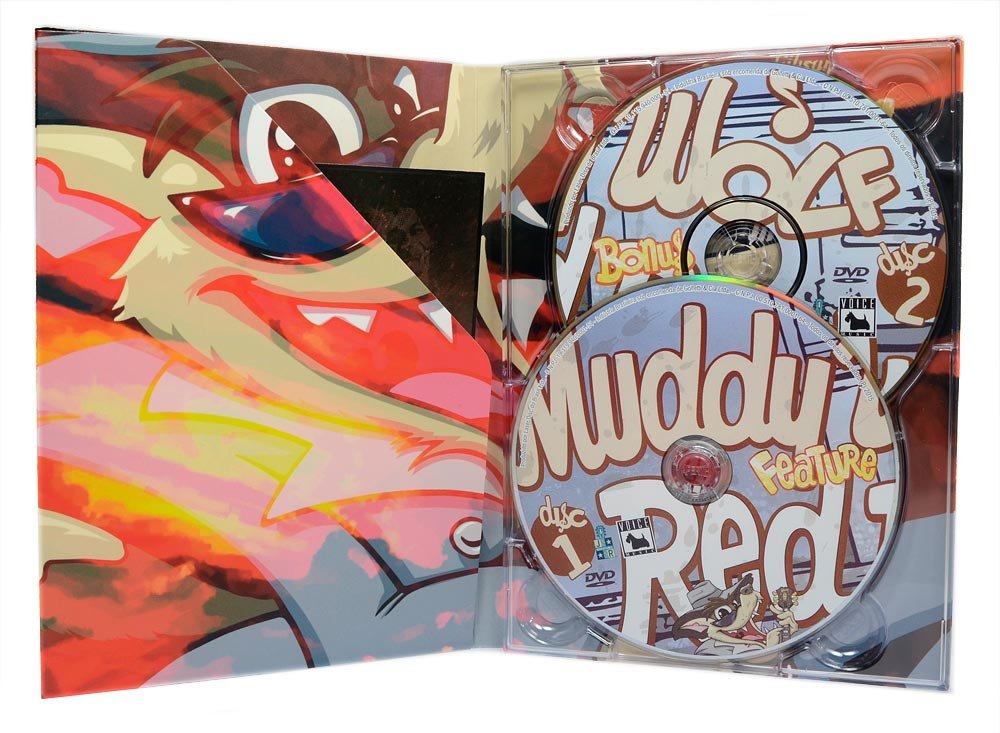 DVD Joe Bonamassa - Muddy Wolf at Red Rocks - Duplo / Digipack - Lacrado