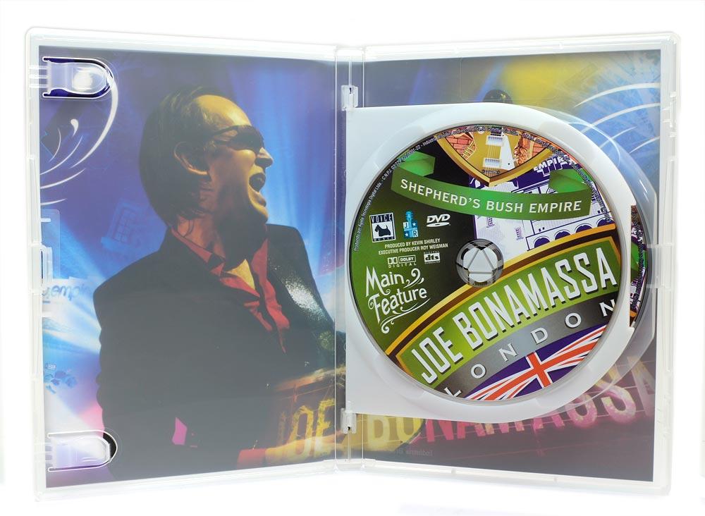 DVD Joe Bonamassa - Tour de Force Live in London 2013 - Shepherds Bush Empire - Duplo - Lacrado