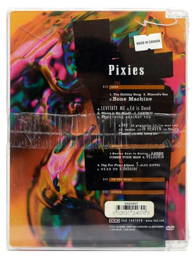 DVD Pixies - Best Of Pixies - Importado - Lacrado
