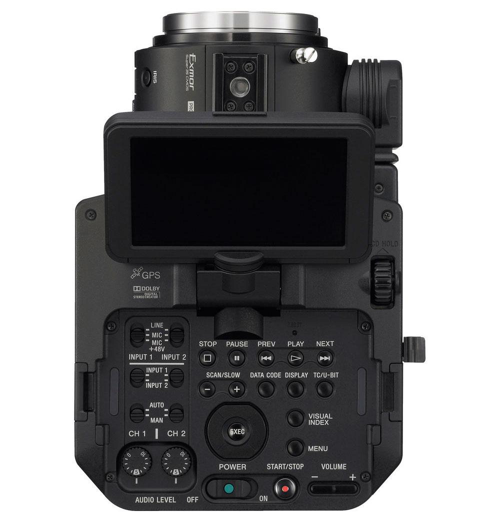 Filmadora Sony NEX-FS100N 35mm 1080p Full HD + 18-200 - Na Caixa