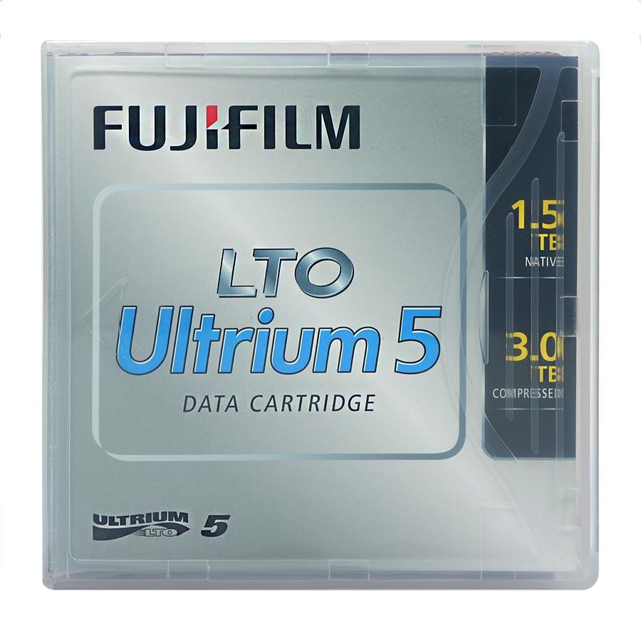 Fita De Dados Fujifilm Lto Ultrium 5 1.5TB / 3.0TB - 16008030