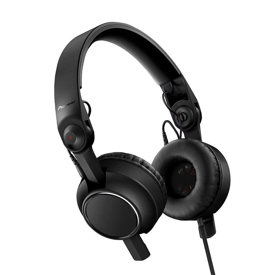 Fone de Ouvido Pioneer DJ HDJ-C70 Preto P/ Djs - NF Na Caixa - Produto de Vitrine