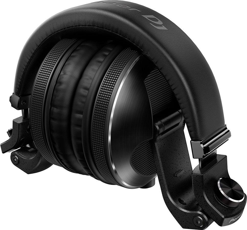 Fone de Ouvido Pioneer DJ HDJ-X10 Preto P/ Djs - NF Na Caixa