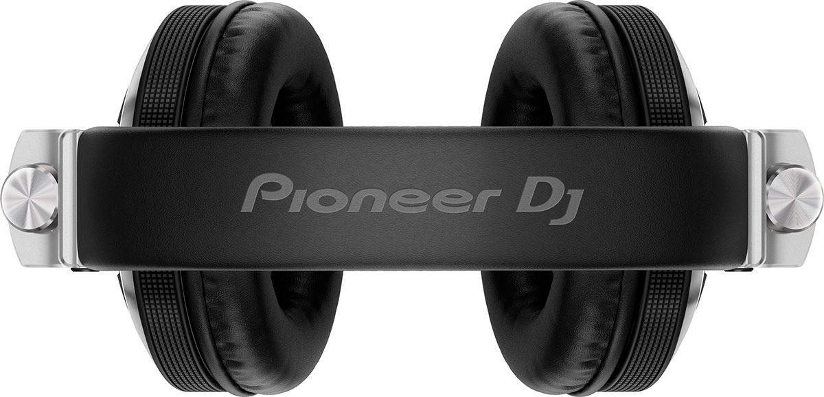 Fone de Ouvido Pioneer DJ HDJ-X7 Prata P/ Djs - NF Na Caixa