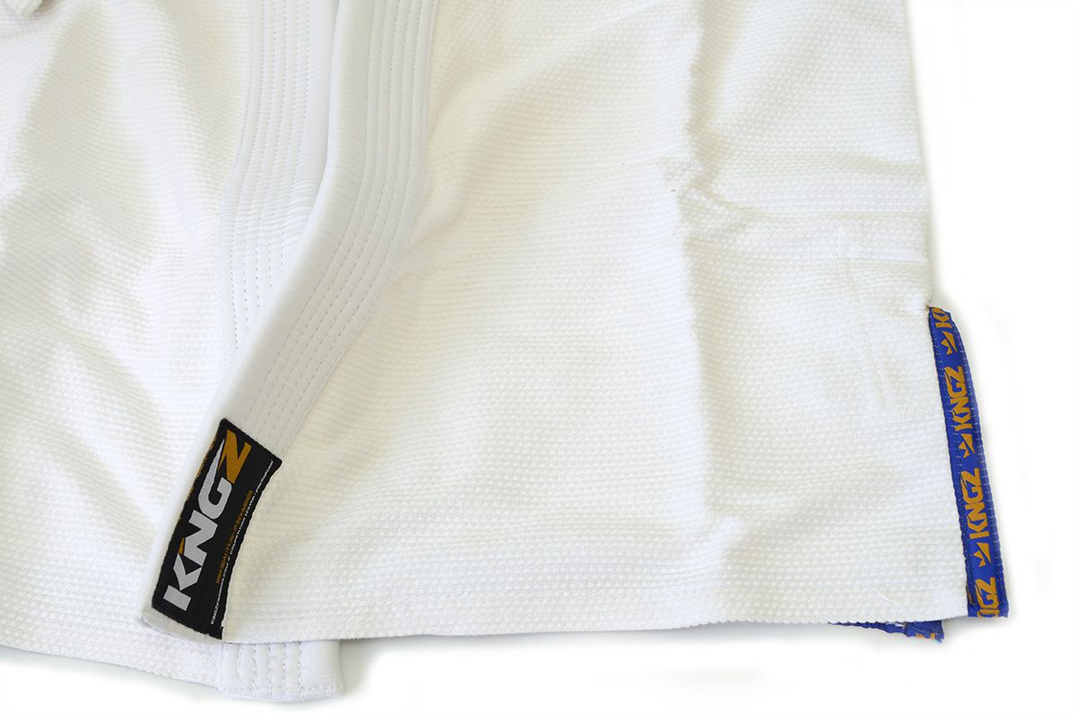 Kimono Kingz 420G Vintage Collection - Branco KGZ1004