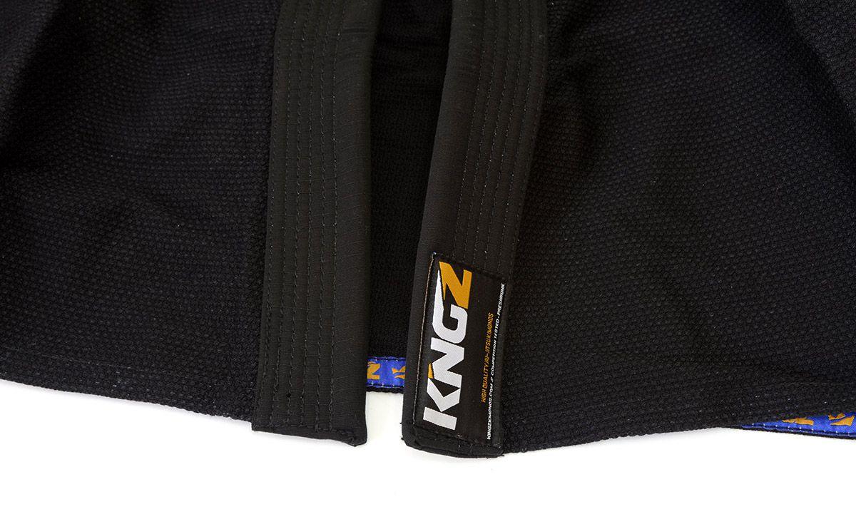 Kimono Kingz 420G Vintage Collection - Preto KGZ1006