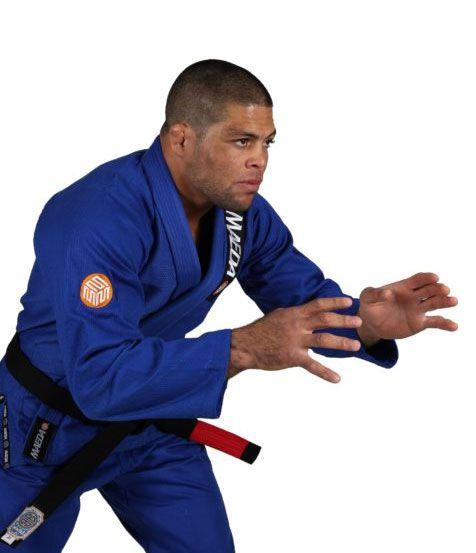 Kimono Maeda Gakusei Jiu Jitsu Gi - Azul