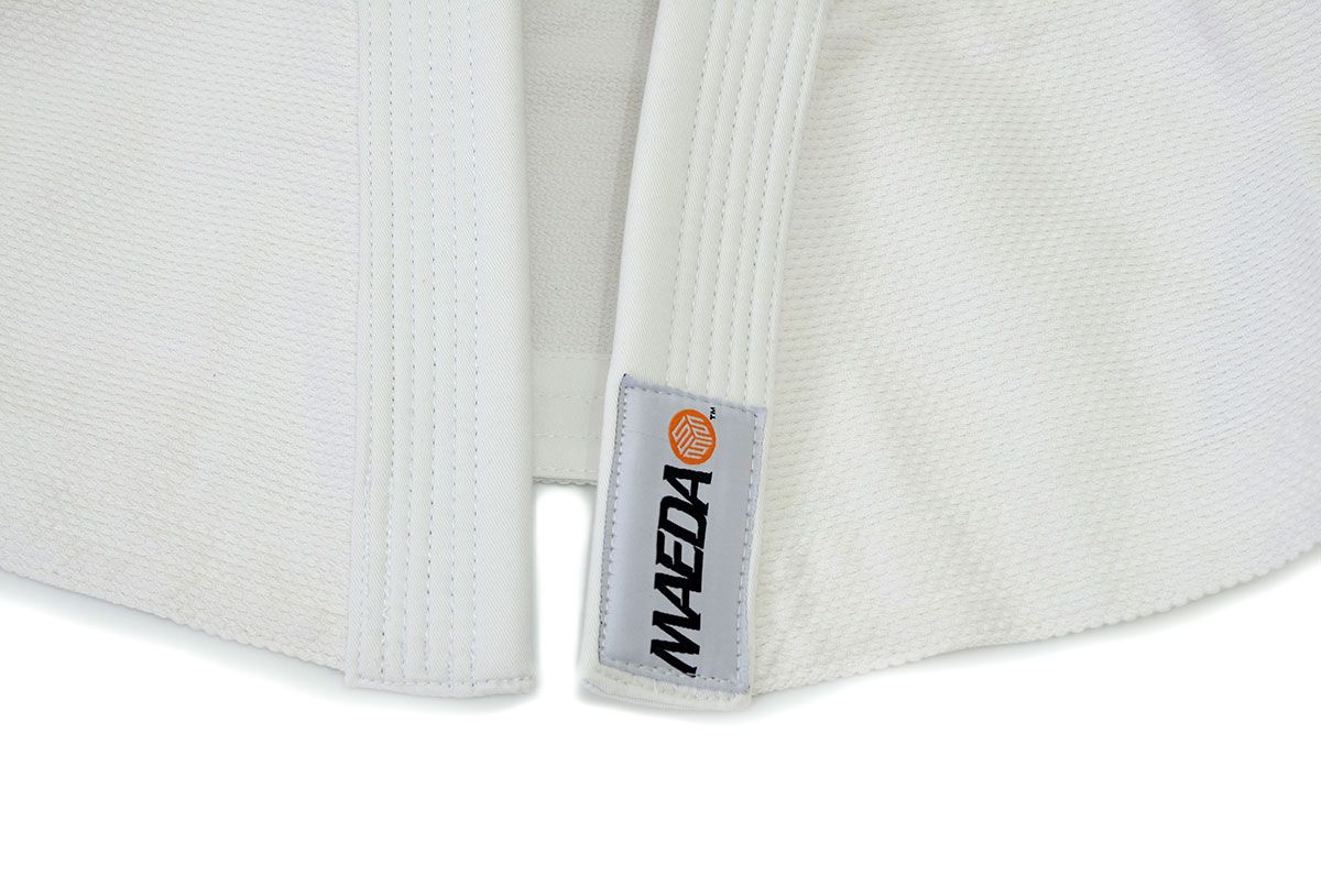 Kimono Maeda Gakusei Jiu Jitsu Gi - Branco