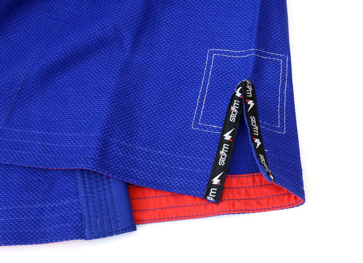 Kimono Storm Berimbolo Gi Jiu-Jitsu Azul