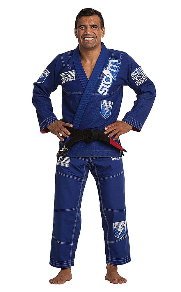Kimono Storm T-3 Responsive Structure - Azul
